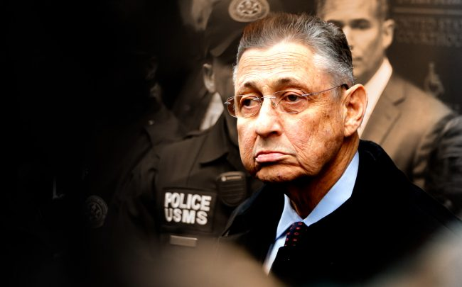 Sheldon Silver (Credit: Getty Images)