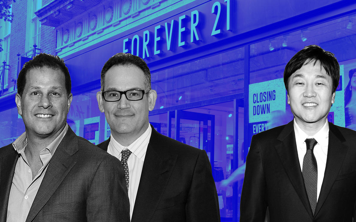 Forever 21 Will Sell To Simon Brookfield Led Partnership At Bargain Basement Price Simon Brookfield To Buy Forever 21 For 81 Million