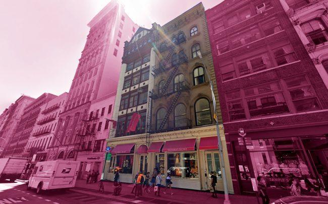 591-593 Broadway (Credit: Google Maps)