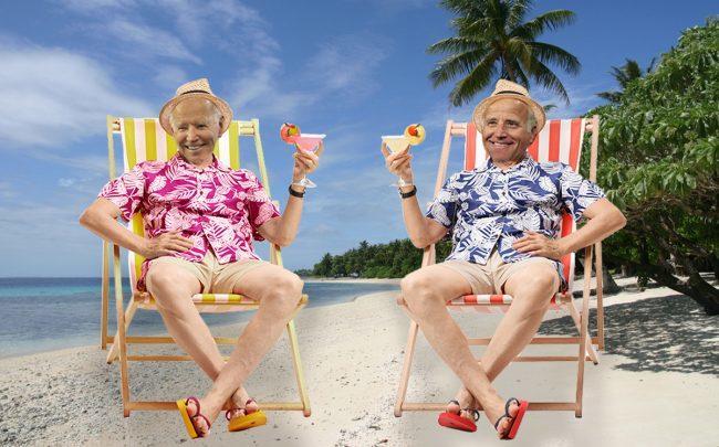 Joe Biden and James Biden (Credit: Getty Images, iStock)