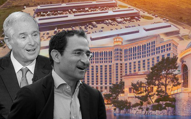 Blackstone's big real estate deals in 2019 included a massive logistics portfolio and the Bellagio in Las Vegas (Credit: Getty Images, iStock)