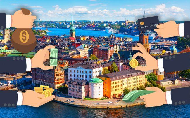 Stockholm, Sweden (Credit: iStock)