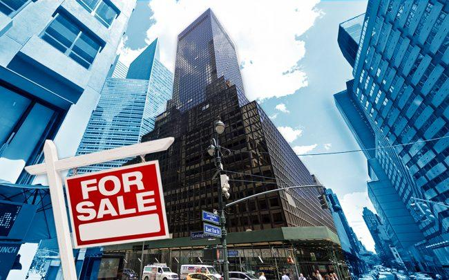 575 Lexington Avenue (Credit: Google Maps, iStock)
