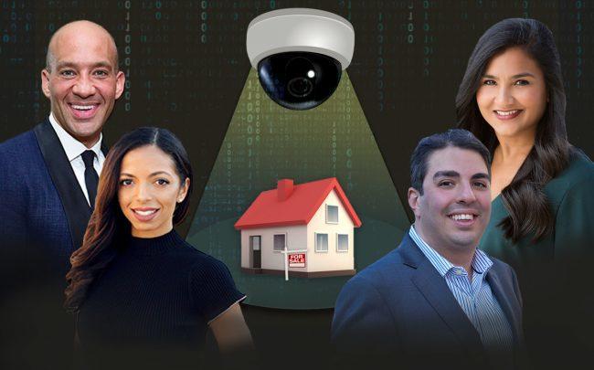 Clockwise from top left: John Gomes, Ronita Kalra, Eric Beniam and McKenzie Ryan (Credit: Getty Images, iStock, Wikipedia)