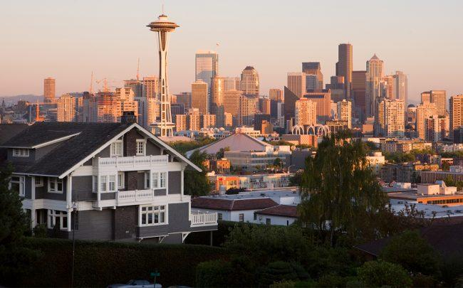 Seattle, Washington (Credit: iStock)