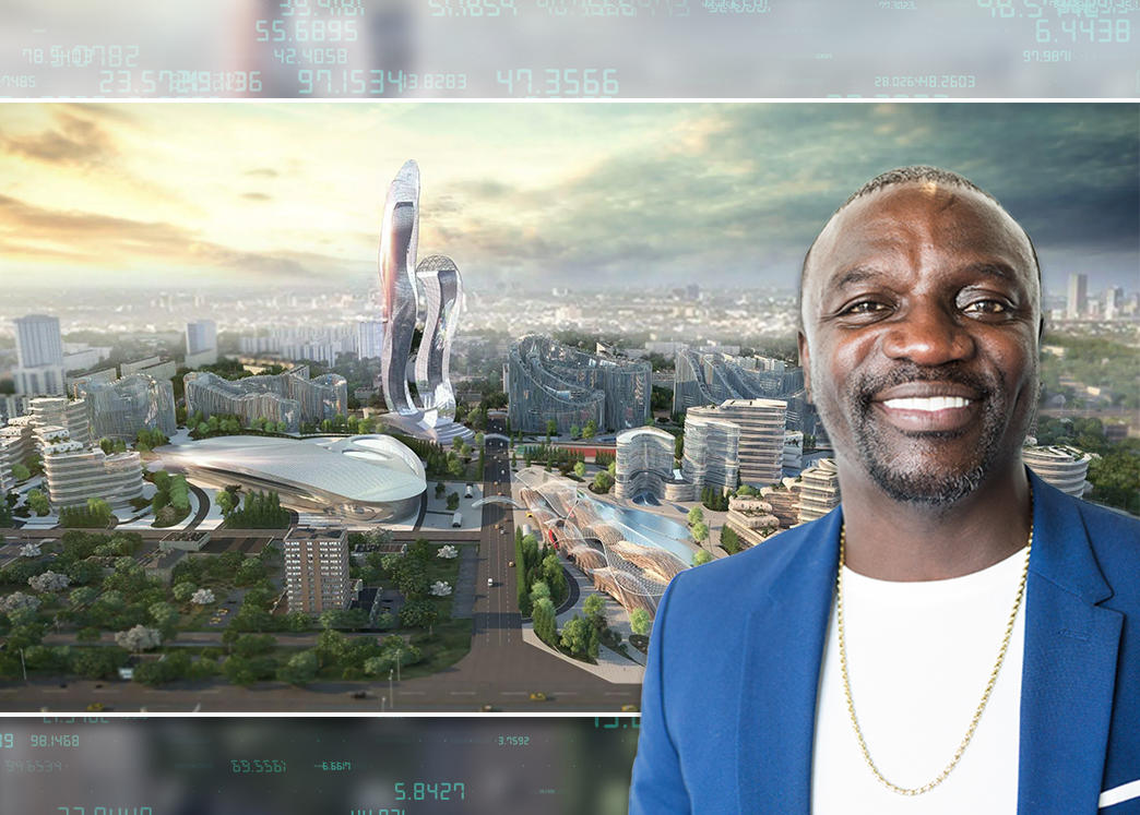 Inside Akon's 2,000-acre crypto-city in Senegal - The Real Deal