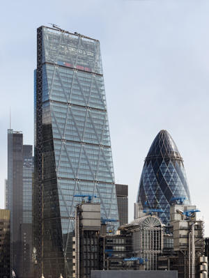 122 Leadenhall Street in London (Credit: Wikipedia)