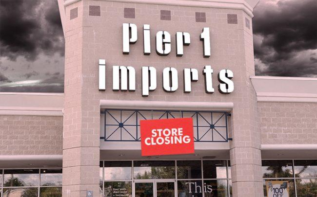 Pier 1 to close almost half its stores (Credit: Getty Images)