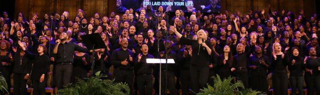 The Brooklyn Tabernacle Choir (Credit: Brooklyn Tabernacle)