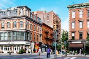 East Village (Credit: iStock)
