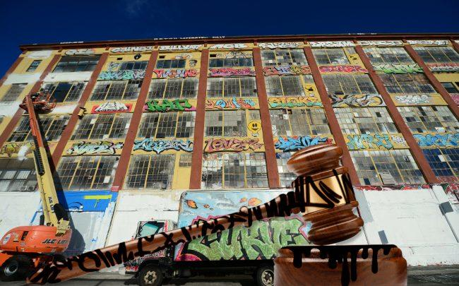 5Pointz (Credit: EMMANUEL DUNAND/AFP via Getty Images)