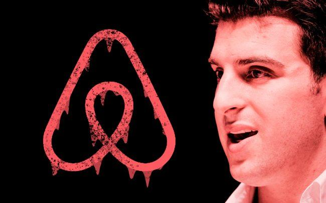 Airbnb CEO Brian Chesky (Credit: Getty Images, Airbnb)