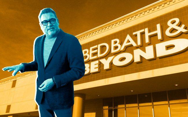 Bed Bath & Beyond CEO Mark Tritton (Credit: Getty Images, Mike Mozart via Flickr)