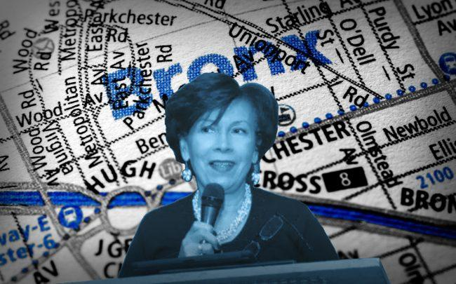 Marlene Cintron, the Bronx's head of economic development (Credit: iStock)
