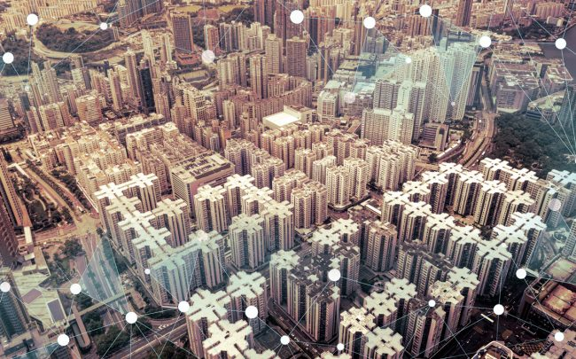 China's home-price growth slows to 18-month low amid concerns over coronavirus (Credit: iStock)