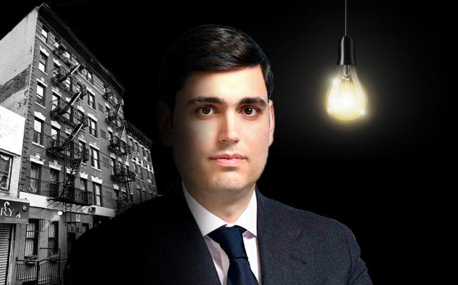 Isaac Kassirer with the apartments at East 117th Street (Credit: iStock, Google Maps)