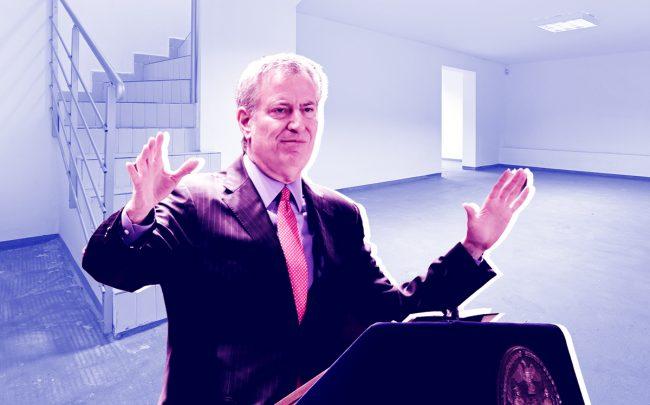 Mayor Bill de Blasio (Credit: Getty Images)