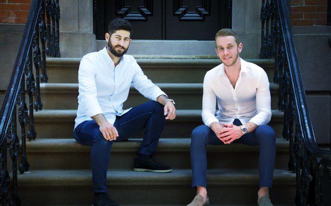 Living founders Devin Someck and Jon Bakhash