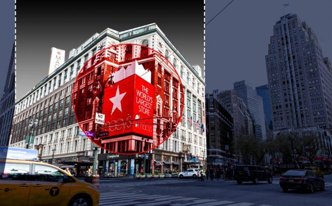 Macy's Herald Square (Credit: iStock)