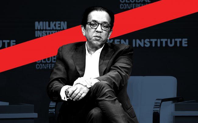 SoftBank Rajeev Misra (Credit: Getty Images)