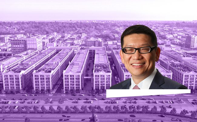 GIC CEO Lim Chow Kiat with Industry City (Credit: Industry City, GIC)