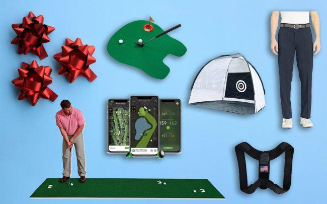 Golfers: what golfing accessories or paraphernalia do you have in your office? Tell us what we missed.