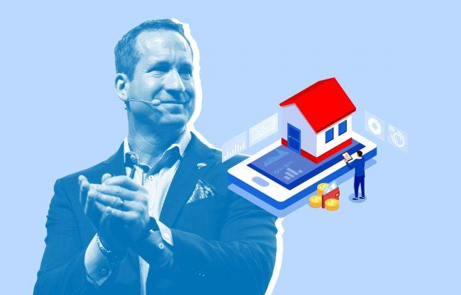 RE/MAX CEO Adam Contos (Credit: Facebook, iStock)