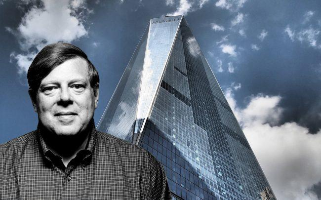 MDC Partners CEO Mark Penn and 1 World Trade Center