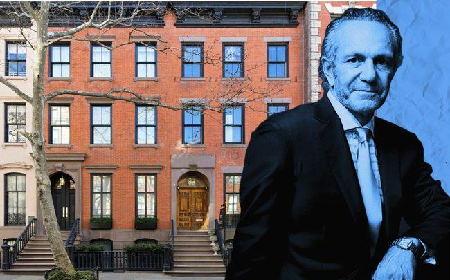 Hovnanian Enterprises CEO Ara Hovnanian and 292-294 West 4th Street