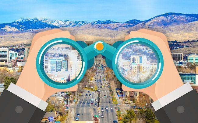 Boise, Idaho (Credit: iStock)