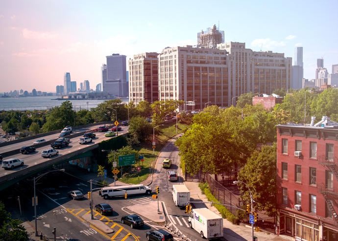 BQE Plans Would Be Good For Brooklyn Real Estate Officials Say