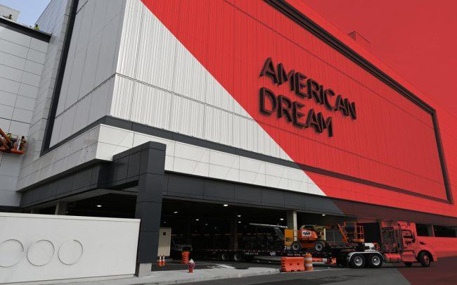American Dream Mall (Photo by TIMOTHY A. CLARY/AFP via Getty Images)