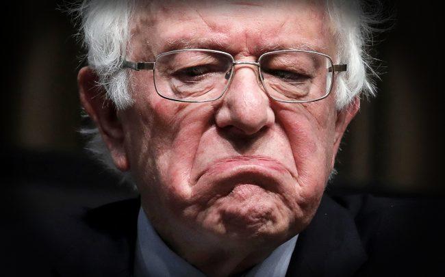 U.S. Sen. Bernie Sanders (Credit: Drew Angerer/Getty Images)