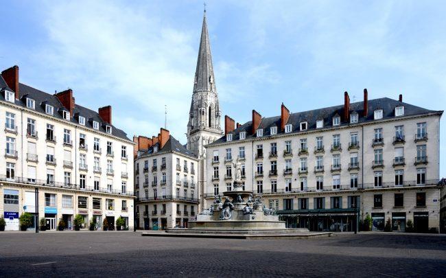 Nantes, France (Photo by Estelle Ruiz/NurPhoto via Getty Images)