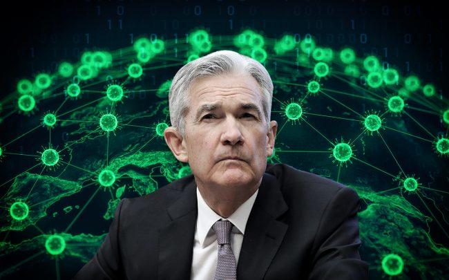 Jerome Powell (Credit: Chip Somodevilla/Getty Images and iStock)
