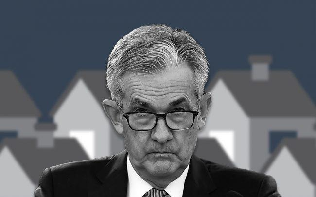 Jerome Powell (Credit: OLIVIER DOULIERY/AFP via Getty Images)