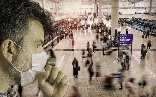 Coronavirus causes drop in sales at airport retailers (Credit: iStock)