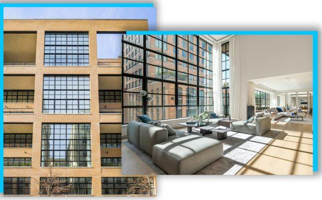 397 West 12th Street (Credit: Coleman Real Estate Group via StreetEasy)