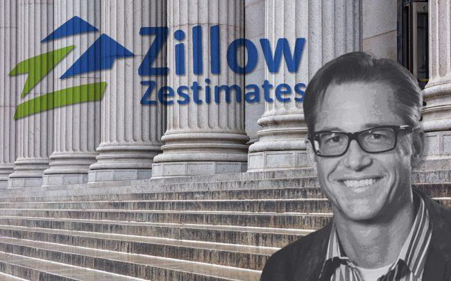 CEO of Zillow Richard Barton (Credit: Zillow and iStock)