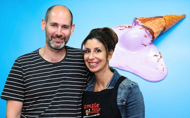 Ample Hills Creamery co-founders Brian Smith and Jackie Cuscuna (Credit: Ilya S. Savenok/Getty Images for NYCWFF; iStock)