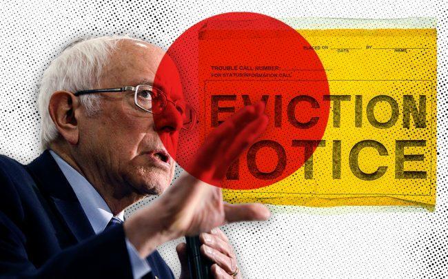 Bernie Sanders (Credit:Bill Pugliano/Getty Images, iStock)
