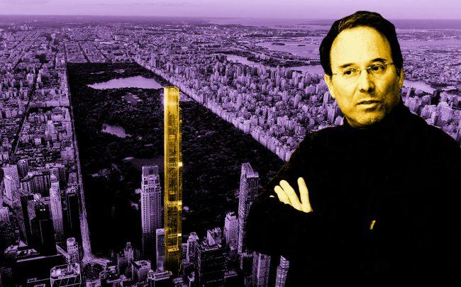 Central Park Tower and Gary Barnett