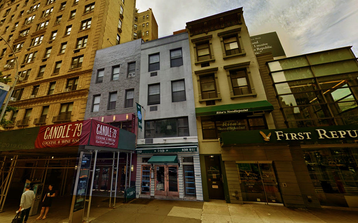 150-152 East 79th Street (Credit: Google Maps)
