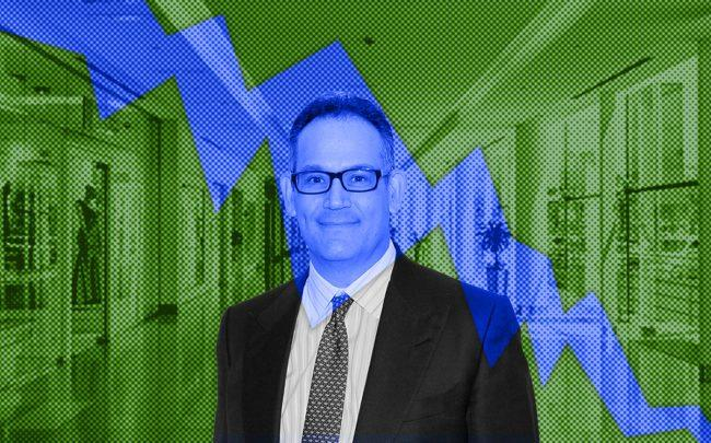 Simon Property Group CEO David Simon David Simon (Credit: Mireya Acierto/Getty Images, iStock)