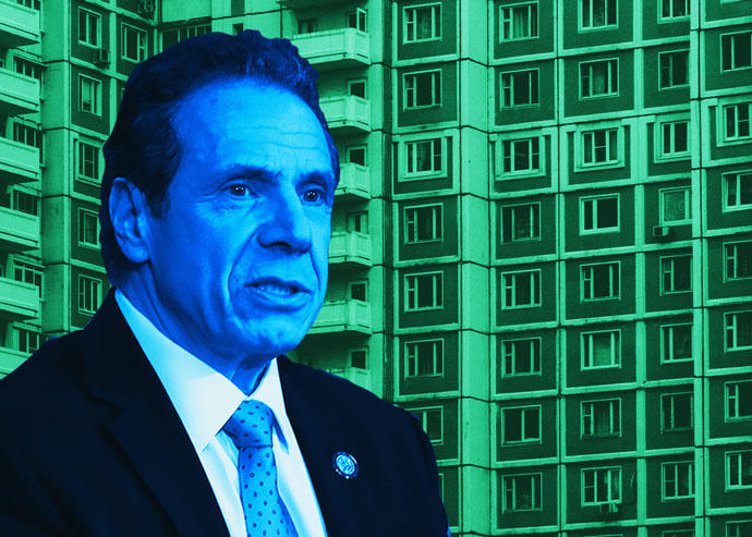 Cuomo Says Ny Took Care Of Rent Payments Without Any Policy