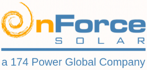 OnForce Solar logo