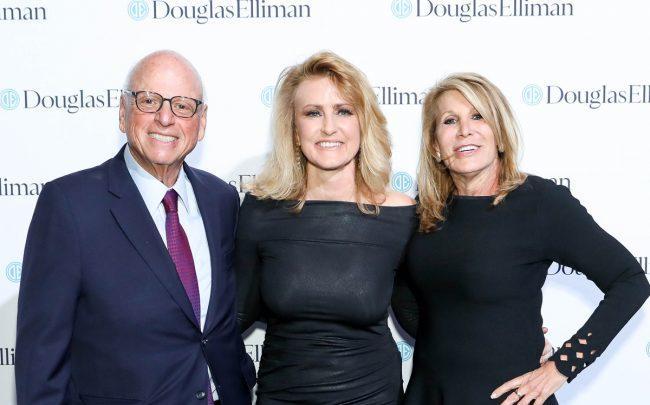 Howard Lorber, Ann Cutbill Lenane, & Dottie Herman (Credit:BFA)