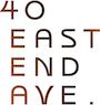 40 East End logo