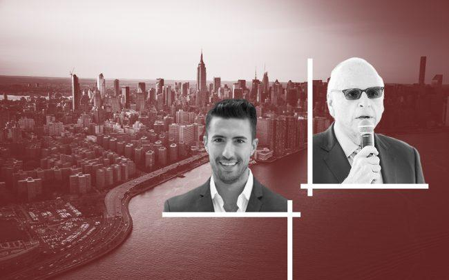 Compass' Rory Golod and Douglas Elliman's Howard Lorber (Credit: Getty Images; iStock)