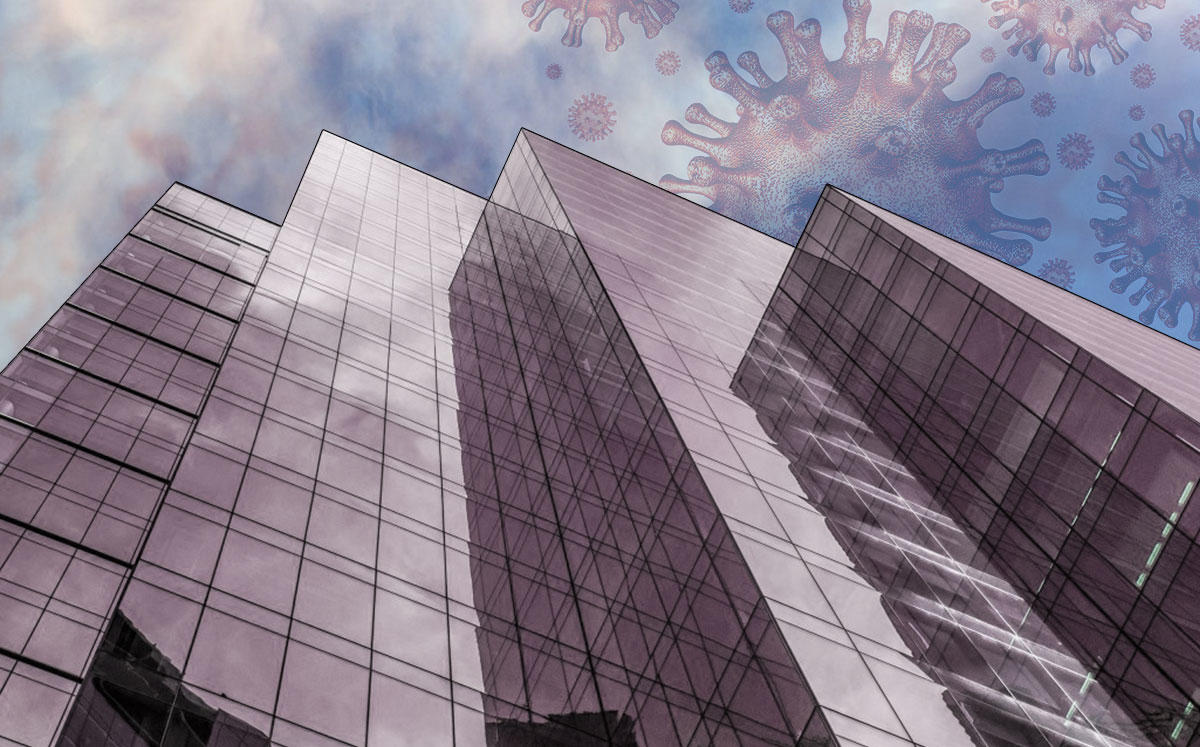 The coronavirus could spark the conversion of New York's office buildings into residential buildings